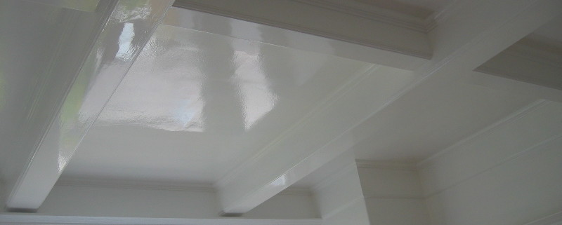 Should i paint my ceiling with semi gloss paint dukes - Should i paint my ceiling ...