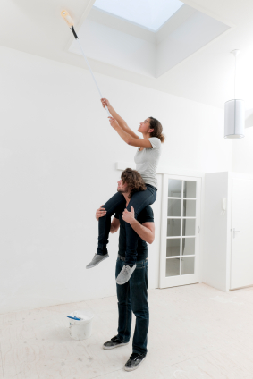 Ceiling Painting Tips For The Homeowner Dukes Painting
