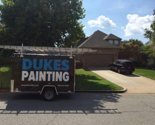 Crescent Neighborhood Exterior paint Job